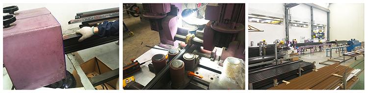Jia Hua Profils en aluminium