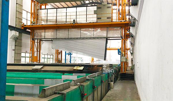 Profils en aluminium anodisé