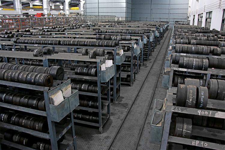 Profils d'extrusion d'aluminium moule